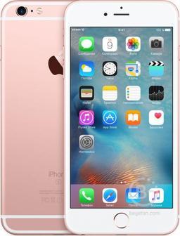 Смартфон Apple iPhone 6s Plus 128GB Розовое золото