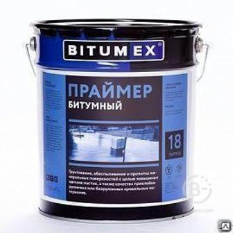 Праймер битумный BITUMEX (18л/ 16кг)