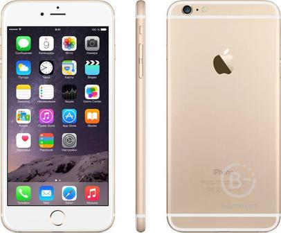 Смартфон Apple iPhone 6s Plus 128GB Золотистый
