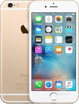 Смартфон Apple iPhone 6s 32GB Золотистый