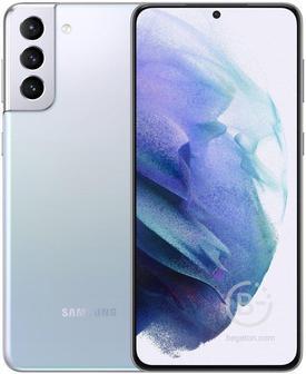 Смартфон Samsung Galaxy S21+ 2021 G996B 8/256GB Серебряный Фантом