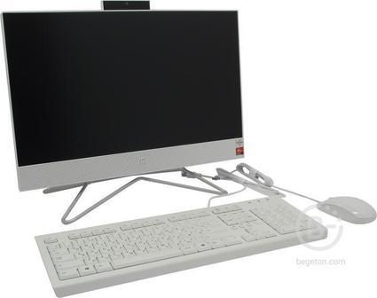 "Моноблок HP 22-df0043ur All-in-One <14P72EA#ACB> Athlon 3050U/8/256SSD/WiFi/BT/Win10/21.5"""