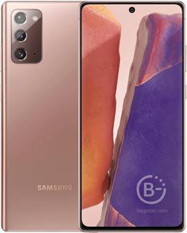 Смартфон Samsung Galaxy Note 20 2020 N980F 8/256Gb Коричневый