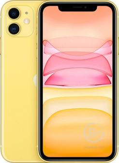 Смартфон Apple iPhone 11 128GB Желтый