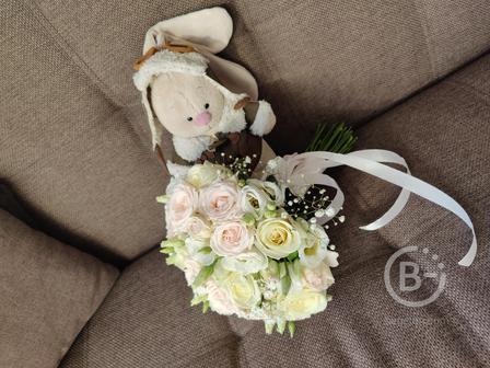 Свадебный букет для невесты