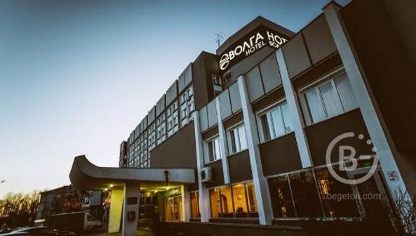 О гостинице - Volga