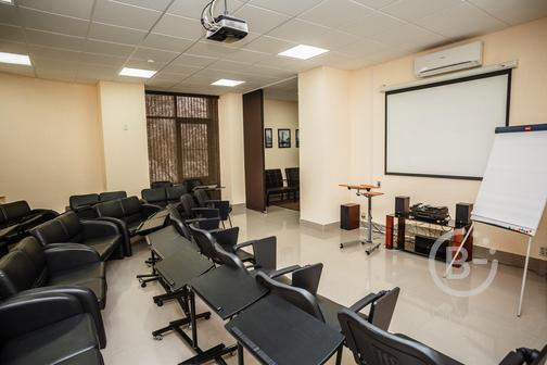 Новый конференц-зал «Авиа» впечатлит Вас своим интерьером!
