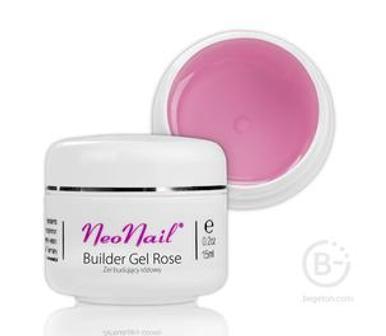 Гель скульптурный (натурально-розовый) (Builder Gel Rose) 100мл