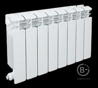 RIFAR B-350 PDFПечатьЭлектронная почта Биметаллический радиатор.