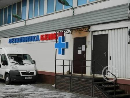 Ветеринарная клиника в Северном Чертаново.