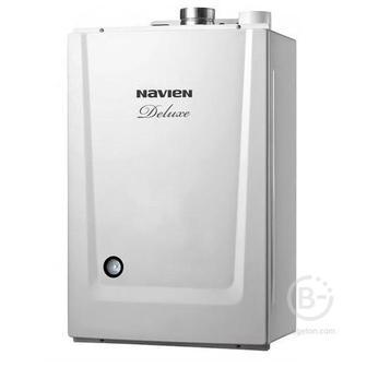 Газовый котел NAVIEN Deluxe-24K White