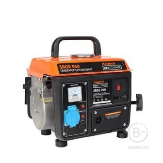 Генератор бензиновый PATRIOT Max Power SRGE