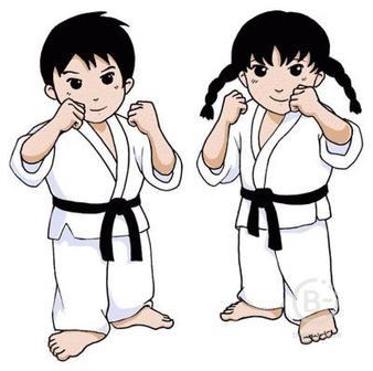 Каратэ Kyokushinkai - обучение вашего ребенка у вас дома.
