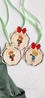 Медали на выпускной в школу/детский садик
