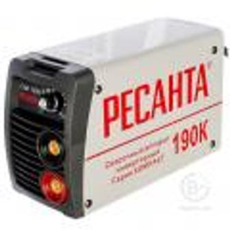 Сварочный аппарат инверторный РЕСАНТА САИ-190 К