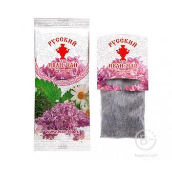 Русский Иван-Чай чёрный 5 гр. фильтр пакет для чайника