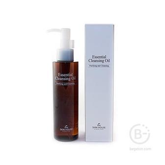 Гидрофильное масло для лица очищающее The Skin House Essential Cleansing Oil 150мл