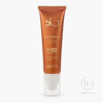Крем фотозащитный для сухой кожи SPF35 Premium Dry Skin Sunguard 50мл