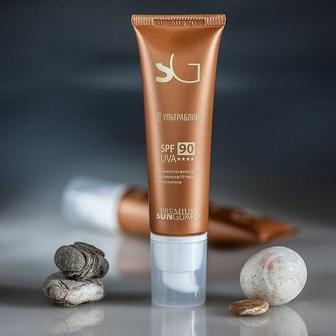 Крем-ультраблок SPF90 Premium Sunguard 50мл
