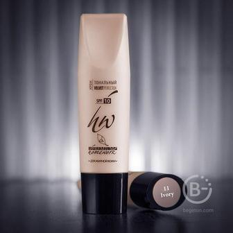 Крем тональный №11 для жирной кожи Premium Homework Velvet Perfection Ivory 30мл