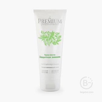 Крем-маска для лица Защитная зимняя Premium Professional 75мл