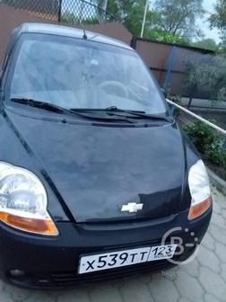 Продажа автомобиля шевроле спарк 2007г