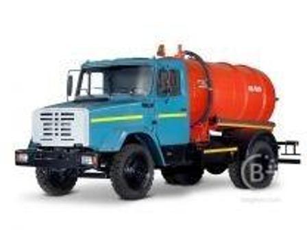 Услуги Ассенизатора в Барнауле