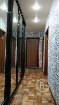 Трехкомнатная квартира 64,1 м2 на 6 этаже 10 этажного панельного дома 90 серии