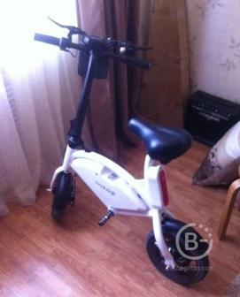 Велогибрид ibalance bs1