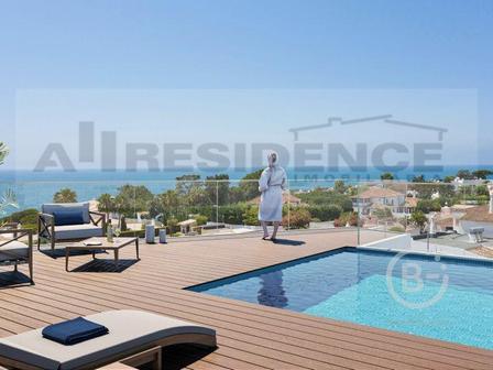 Фантастическая квартира с 3 спальнями и новым частным садом в 350 метрах от пляж
