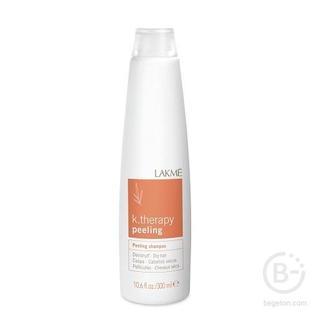 Шампунь против перхоти Lakme K.Therapy Peeling для сухих волос 300мл