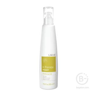 Флюид восстанавливающий Lakme K.Therapy Repair для сухих волос 300мл
