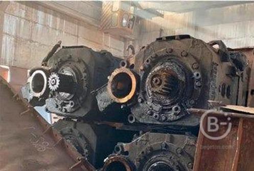 Тяговый электродвигатель (ЭД)