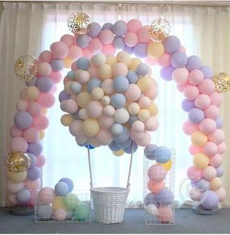 Аэродизайн, оформление шарами.