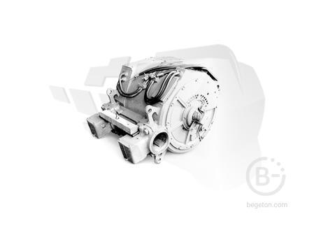 Тяговый двигатель ЭД118А