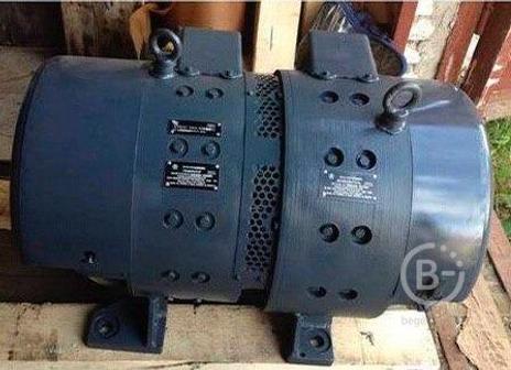 Двухмашинный агрегат мвт25/9+мвг25/11