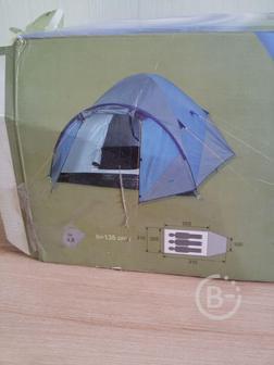 """Продам палатку """"CampuS"""" OTTAWA 3"""