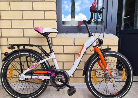велосипед б/у для девочки