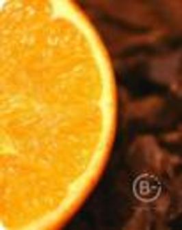 Апельсинка в шоколаде с травяной баней
