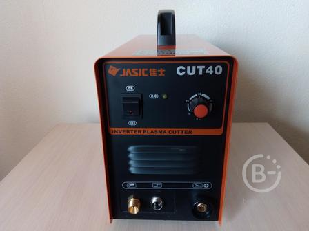 CUT 40 Аппарат воздушно-плазменной резки инвертерного типа JASIC