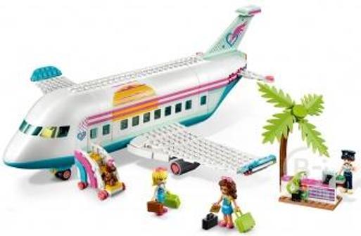 Конструктор LEGO Friends 41429 Самолёт в Хартлейк Сити