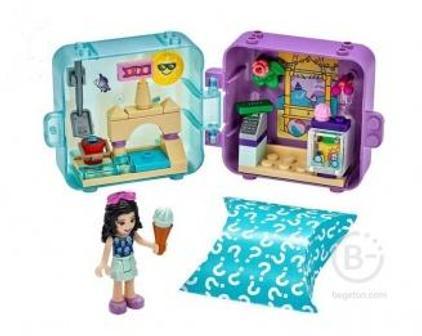 Конструктор LEGO Friends 41414 Летняя игровая шкатулка Эммы