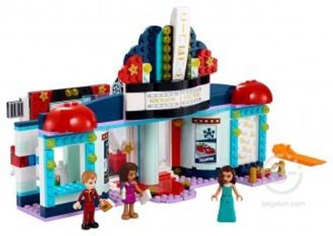 Конструктор LEGO Friends 41448 Кинотеатр Хартлейк-Сити
