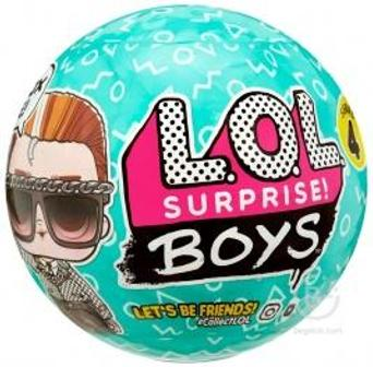 Кукла-сюрприз L.O.L. Surprise Boys 4 серия, 572695