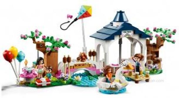 Конструктор Lego Friends 41447 Парк Хартлейк Сити