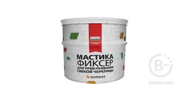 """Мастика """"Фиксер"""" 3,6 кг"""