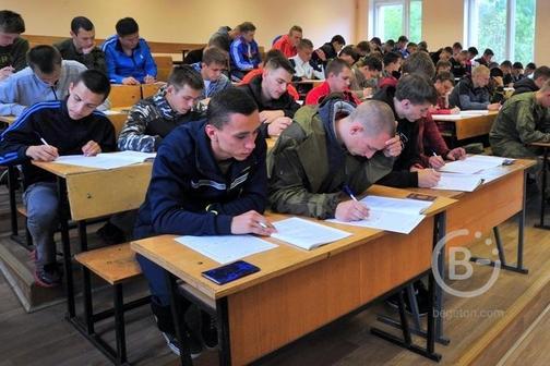 Подготовка к профотбору в ВУЗы МО, МЧС, МВД