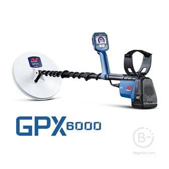 Металлодетектор Minelab GPX 6000