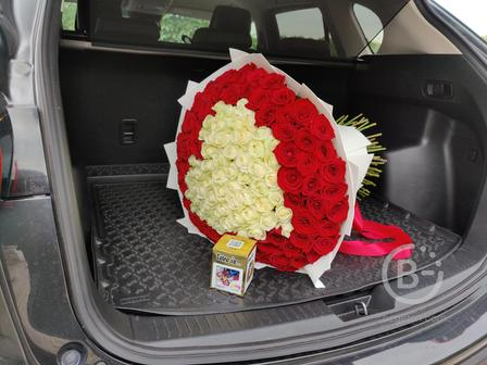 купить розы в Липецке