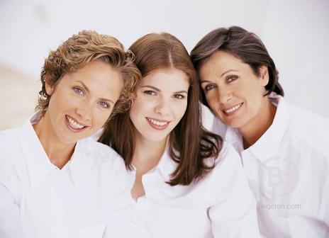 6 правил нестареющей женщины